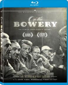 Bowery dvd