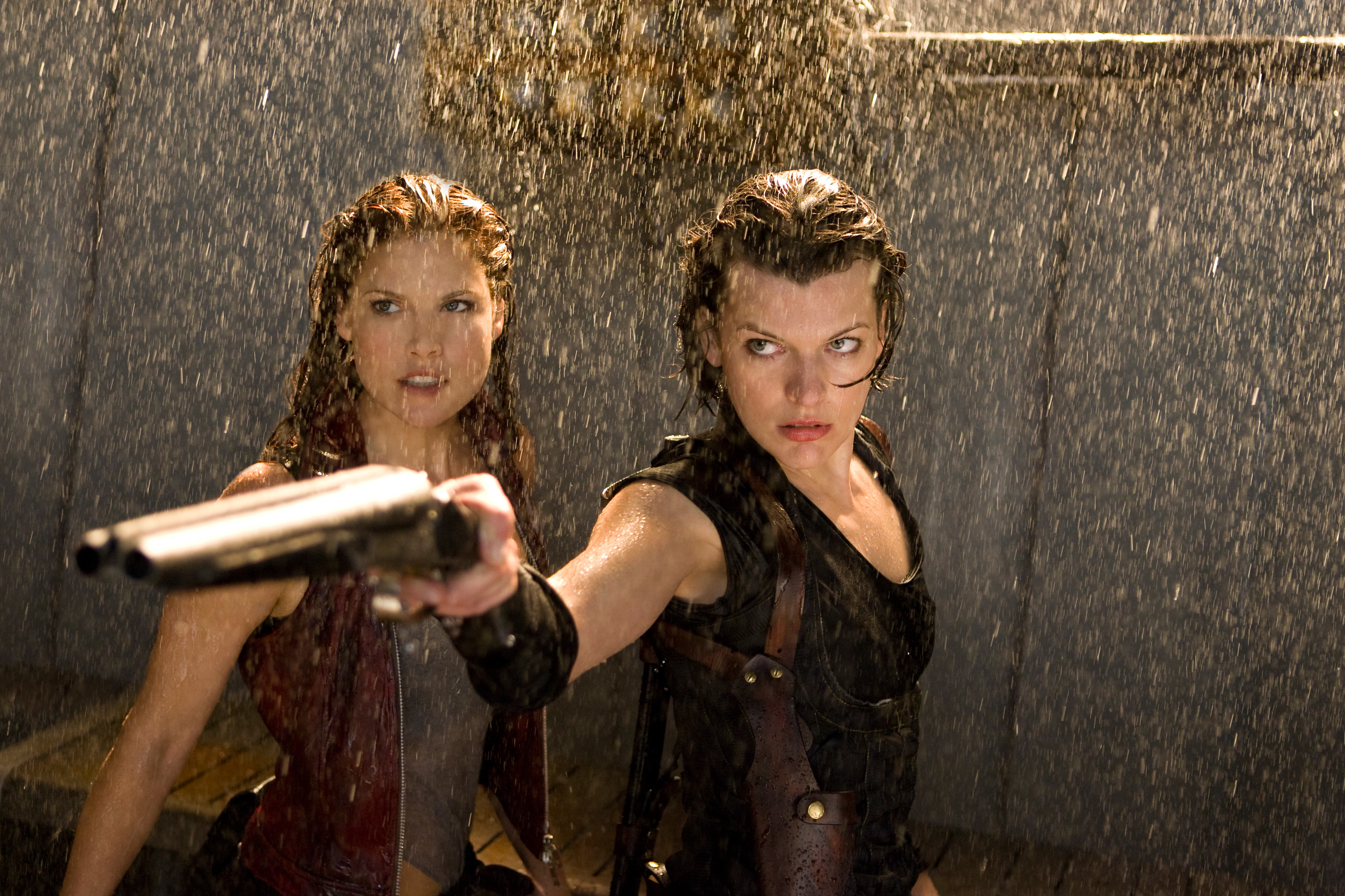 Resident Evil Afterlife movie image Milla Jovovich ... Milla Jovovich Movies