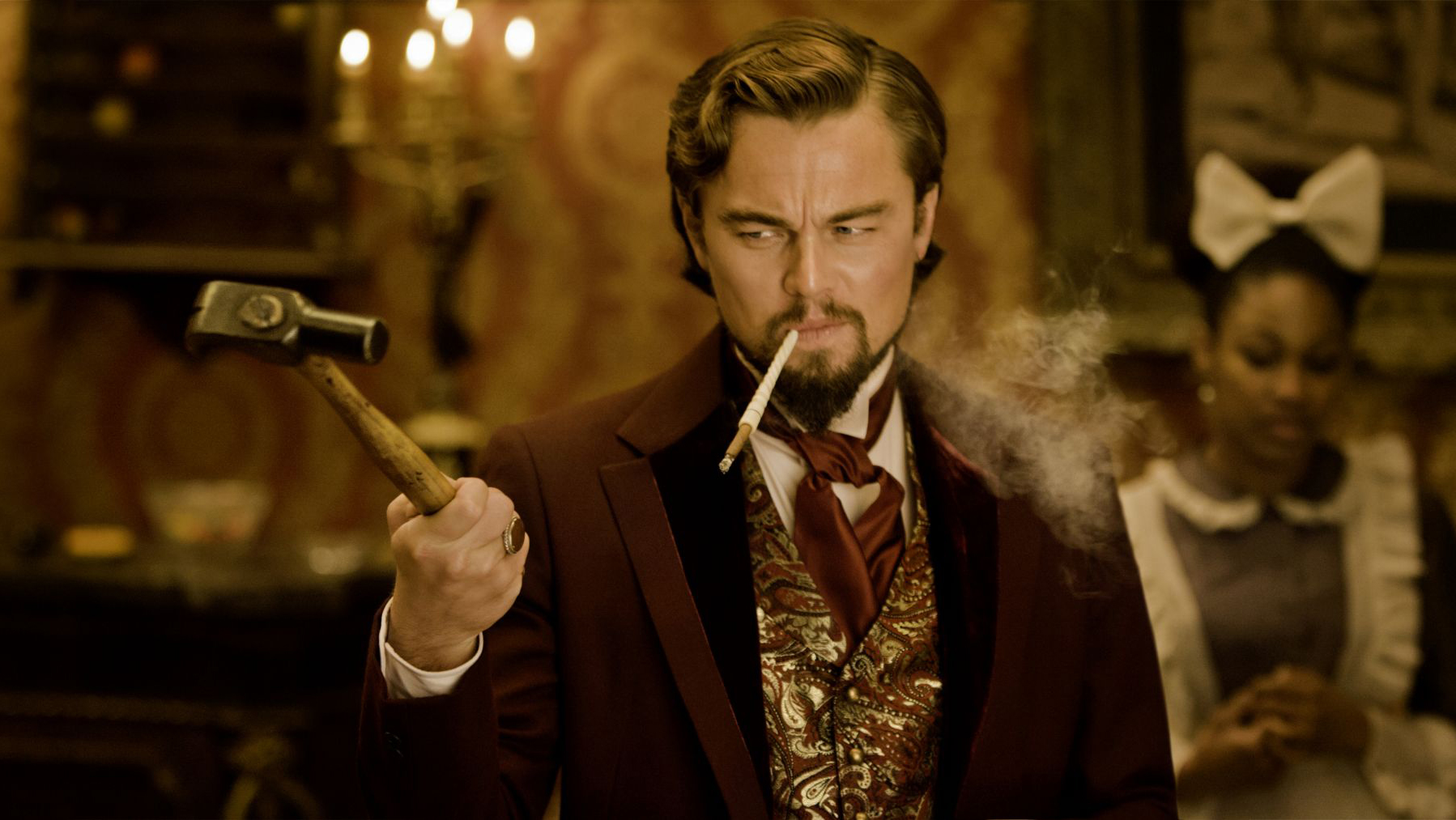 DJANGO UNCHAINED (Quentin Tarantino, US) - Cinema Scope