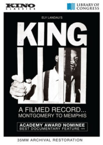 dvd King-A-Filmed-Record