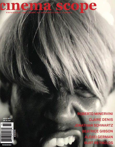 Cinema Scope Issue 77